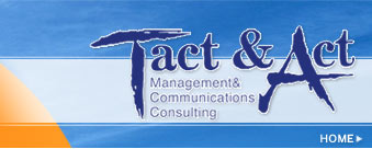Tact&Act,Management&Communications&Consulting